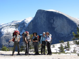 Yosemite Backpack Trip